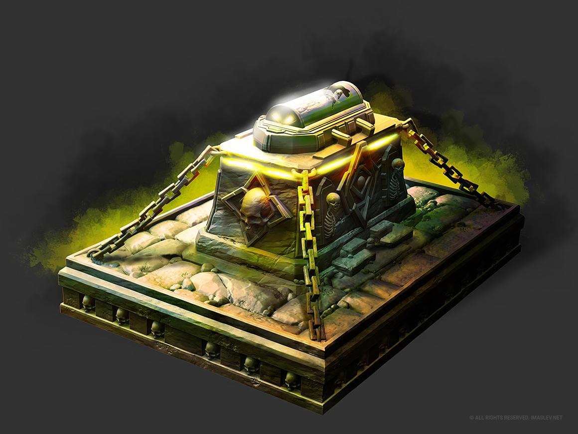 Tomb 3D