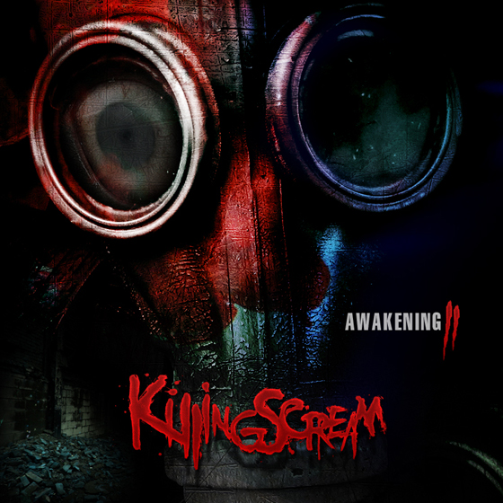 KILLING SCREAM - Album Art