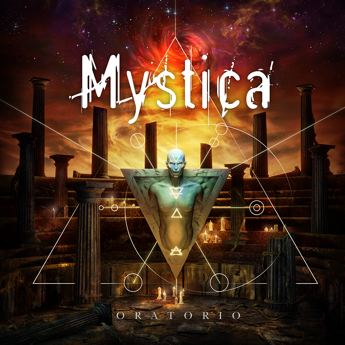 Mystica Album Artwork
