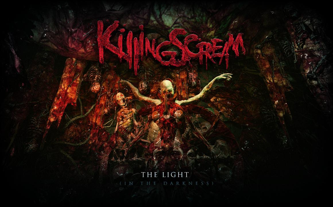 The Light Killing Scream art