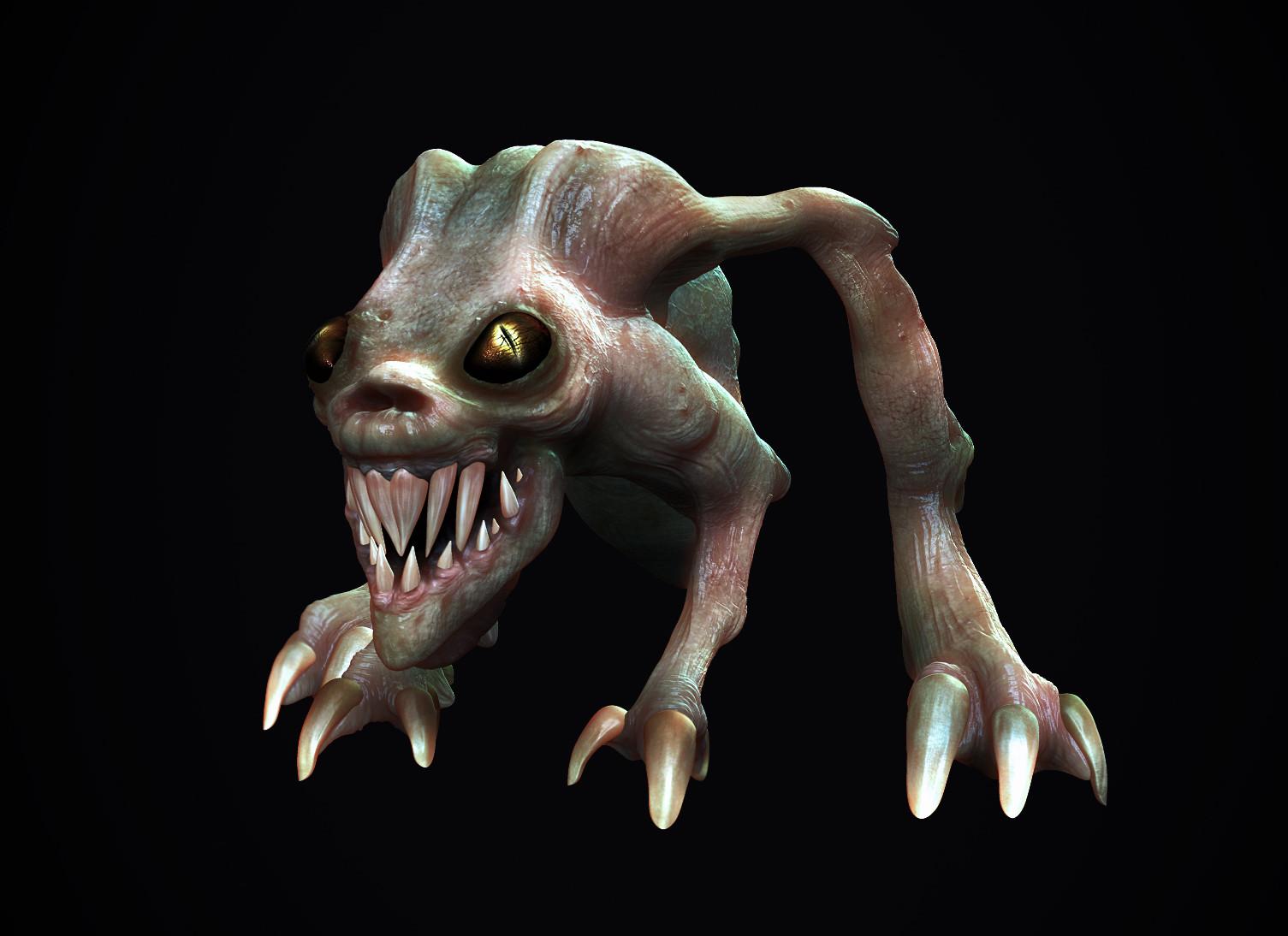 underground demon
