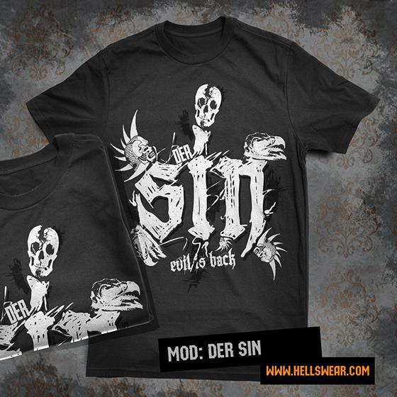 Der Sin T-shirt