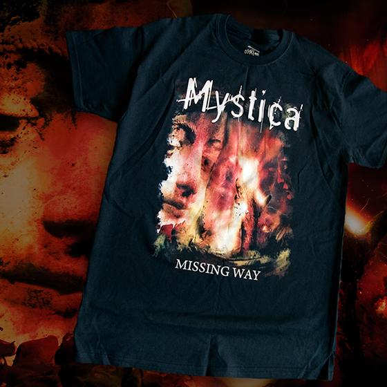 Mystica t-shirt
