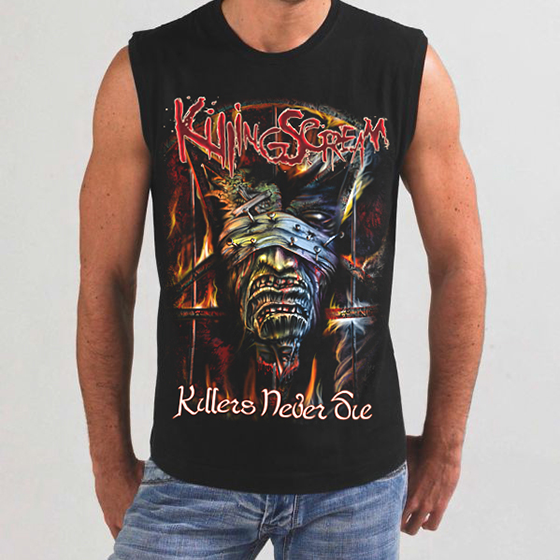 Killing Scream t-shirt