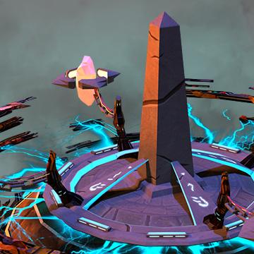 Energy silo 3D