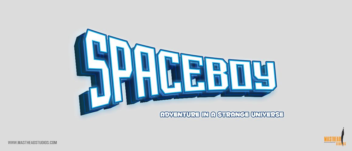 Spaceboy logo