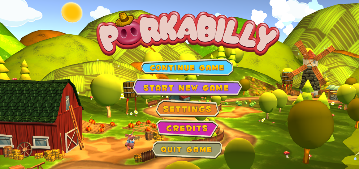 Porkabilly - Game