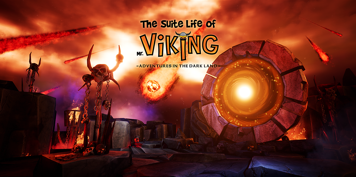 Mr. Viking - Portal