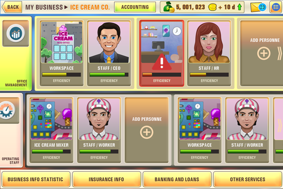 Business Sim