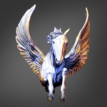 Pegasus 3D